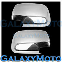 Chrome plated Full ABS Mirror Cover a pair for 2005-2008 TOYOTA SIENNA