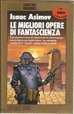 COSMO ORO - ISAAC ASIMOV - LE MIGLIORI OPERE - EDITRICE NORD