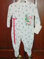 Baby Groinfant One-Piece Christmas Outfit Size Large 18-24lbs New With Tags