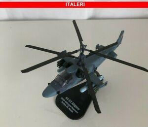 ELICOTTERI MILITARI ITALERI 1:100 AEREO MILITARY HELICOPTER KA-52 Alligator