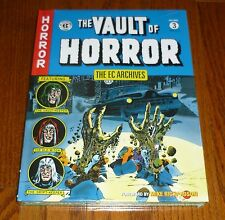 EC Archives The Vault of Horror Volume 3, SEALED Dark Horse Comics hardcover