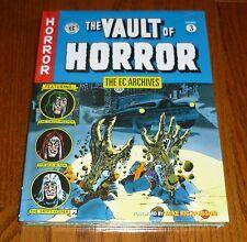 EC Archives The Vault of Horror Volume 3, SEALED Dark Horse Comics hardcover