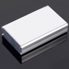24*70*110mm Aluminum Instrument Box Enclosure Case+Screw For Electronic Project