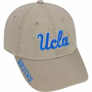UCLA Bruins Hat - NWT - NEW - Khaki