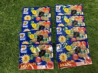 Fifa World Cup 2010 South Africa Colletor Magnets New 8 Packets
