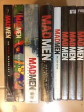 Mad Men ~ Complete Series 1-7 Set Seasons 1 2 3 4 5 6 7 DVD lot authentic R1 new
