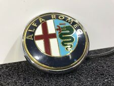 2013 Alfa Romeo Giulietta Rear Trunk Boot Emblem Logo Badge
