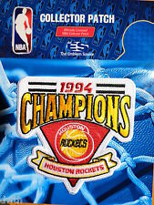 Official Licensed Houston Rockets 1994 NBA Championship Iron or Sew On Patch