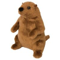 Douglas Cuddle Toys Mr g The Groundhog # 4074 Stuffed Animal Toy