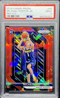 Michael Porter Jr 2018-19 Panini Prizm Red Ice RC Rookie #32 Mint PSA 9
