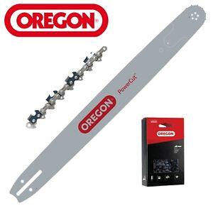 "Oregon 28"" Guide Bar & Chain for Husqvarna 61 266 365 372 576 390 395 Chainsaws"