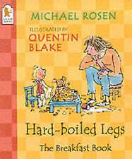 Hard-boiled piernas por Michael Rosen, Libro, Nuevo (de Bolsillo)