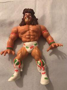 Vintage Toy Ultimate Warrior Action figure 1991 Wwe HASBRO