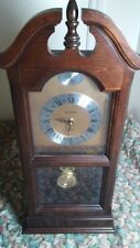 Boluva Tempus Fugit western wall clock with chime Made in  Japan