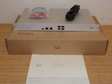 NEW Cisco Meraki MX80-HW 3 Years Security Appliance License Start 03.2016 NEU