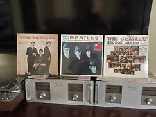 Beatles LP Mono:Introducing the Beatles, Meet the Beatles, Beatles' Second Album