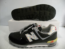 NEW BALANCE CLASSIC 576 RUNNING MADE IN USA MEN SHOES BLACK M576SPLA SZ 7.5 NEW