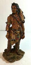 """8"""" Ceramic Brave Figurine"""