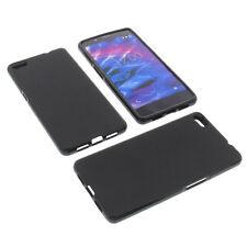 Tasche für MEDION Life S5004 Smartphone Handytasche Schutz Hülle TPU Gummi Case