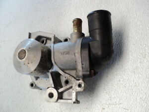 Subaru 2.2 Liter #7560 Water Pump Assembly with Thermostat & Housing