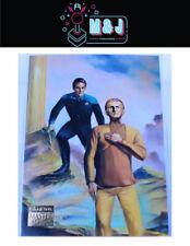 1994 Star Trek Deep Space Nine Master Series- F9: Card 3 of 3 (Aussie Seller)