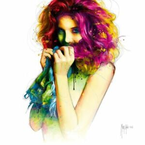 LOLITA II BY PATRICE MURCIANO ROCK SLATE PRINT AVAILABLE IN 3 SIZES