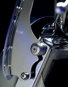 Switchblade Windshield Mount Kit For Yamaha XVS1100 V-Star Classic 1999-2011