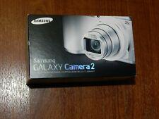 New in Open Box - Samsung GALAXY Camera 2 EK-GC200 GC200 - WHITE - 887276956640