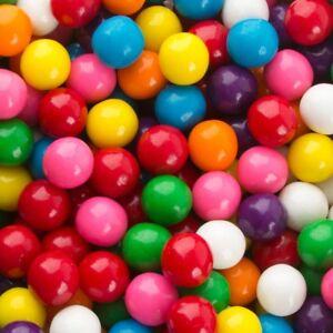 "2720 DUBBLE BUBBLE 5/8"" GUMBALLS 13 LBS Bulk Vending Machine Candy Gum Ball New"