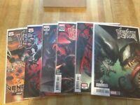 VENOM # 27-32 (2020) All 1st Prints Marvel. Donny Cates