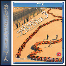 THE HUMAN CENTIPEDE 3 - FINAL SEQUENCE  *BRAND NEW  BLU-RAY ***