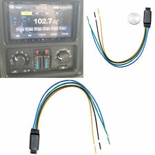 Radio Parking Brake Bypass For Alpine ILX-107, ILX-207 Override DVD Accessble