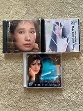THUY DUONG - 1,2 &3 Vietnamese CD 1993 Asia Entertainment Productions