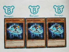 3 Photon Thrasher,PLAYSET,YS17,Common,1st Edition,NM,Yugioh,Barngey/'s
