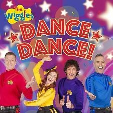 THE WIGGLES - Dance Dance! CD *NEW* 2016