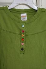 Gymboree LOTS OF DOTS Girls Size 4 Green Shirt