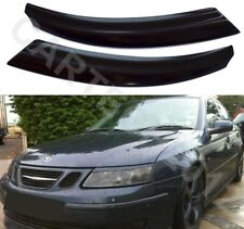 Fits SAAB 9-3 93 2002-2007 Headlight Eyebrows ABS PLASTIC, tuning