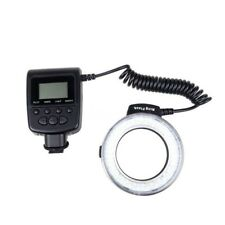 Macro LED Ring Flash Light for    Panasonic DSLR Camera CS