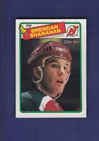 Brendan Shanahan RC 1988-89 O-PEE-CHEE Hockey #122 (NM)