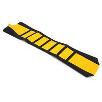 New Yellow Universal Soft SeatCover Rubber For Suzuki RM RMZ RMX DRZ 125 250 450