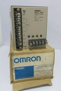 OMRON S82C-1524 POWER SUPPLY S82C1524 7A