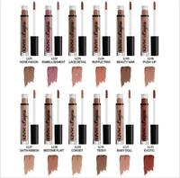 NYX Lip Lingerie Matte Liquid Lipstick Waterproof Lip Gloss Makeup 12 Shades NEW
