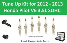 Air Filter, Oil Filter, PCV Valve, Spark Plug to Tune Up 2012 2013 Honda Pilot