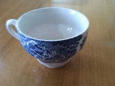 Liberty Blue Historic Colonial Scenes Tea Cup