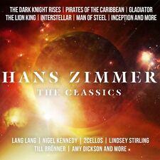 Hans Zimmer/The Classics, Vinyl 2LP (new)