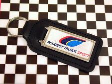 PEUGEOT TALBOT SPORT Porte-clés - SCHLÜSSELBUND llavero 205 GTI 309 405