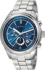 Esprit Collection Herrenuhr Uhr Edelstahl Men`s Watch ES107541005