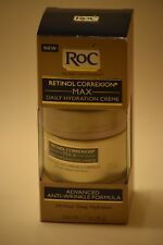 Roc Retinol Correxion Max Daily Hydration Cream 1.7 oz. Exp 9/2019