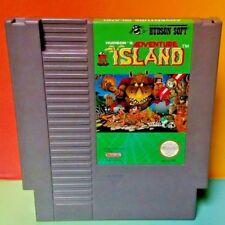 Adventure Island - Nintendo NES Game Rare Tested Works - Hudson Soft