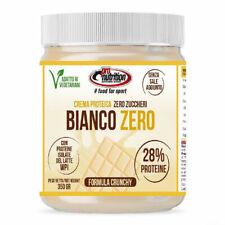 PRO NUTRITION BIANCO ZERO crema proteica al gusto CIOCCOLATO BIANCO no zuccheri